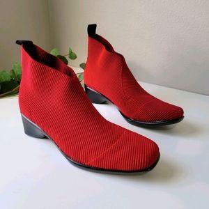 San Miguel De Allende Monaco sock booties